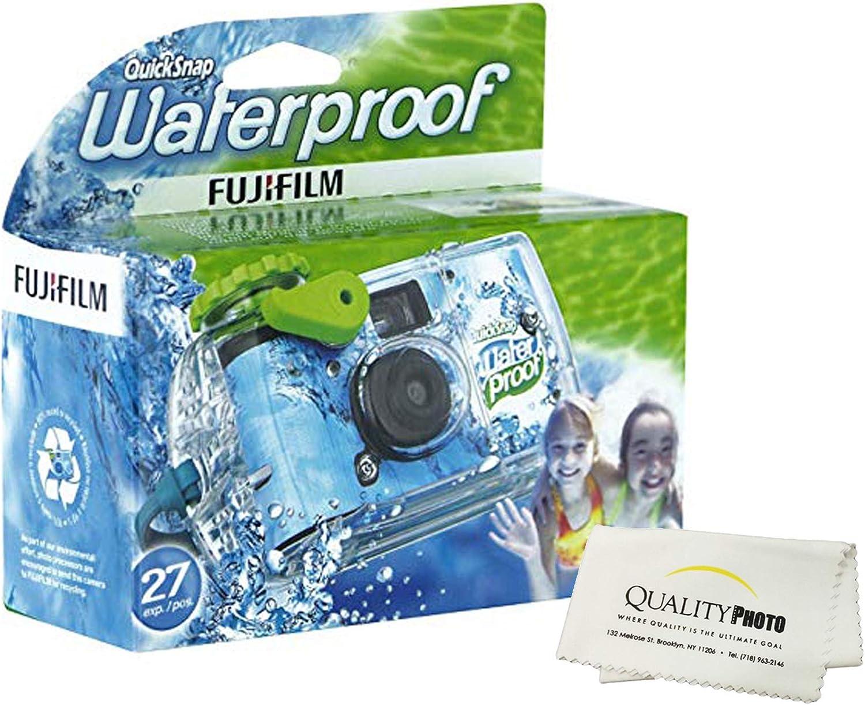 Fujifilm Quick Snap Waterproof 27 exposures 800 35mm Film half High material Camera
