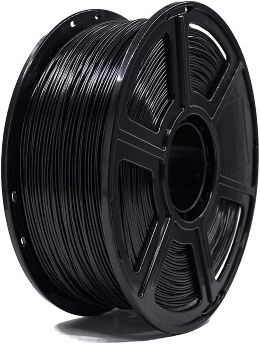 1KG Black Direct stock discount Carbon Fiber PLA Wire 1.75mm San Antonio Mall Materi 3D Printer Supply