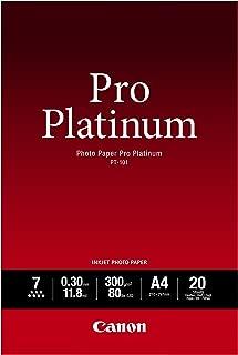 Photo Paper Pro Platinum A4