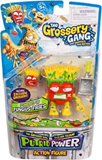 Grossery Gang The S3 Action Figurine - Fungus Fries