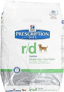 Hill'S Prescription Diet R/D Canine Weight Loss - Low Calorie - 17.6Lb