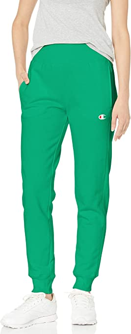 Champion LIFE Women's Reverse Weave Jogger-Small Left Leg C