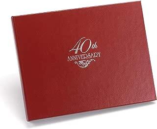 Hortense B. Hewitt 40th Anniversary Guest Book