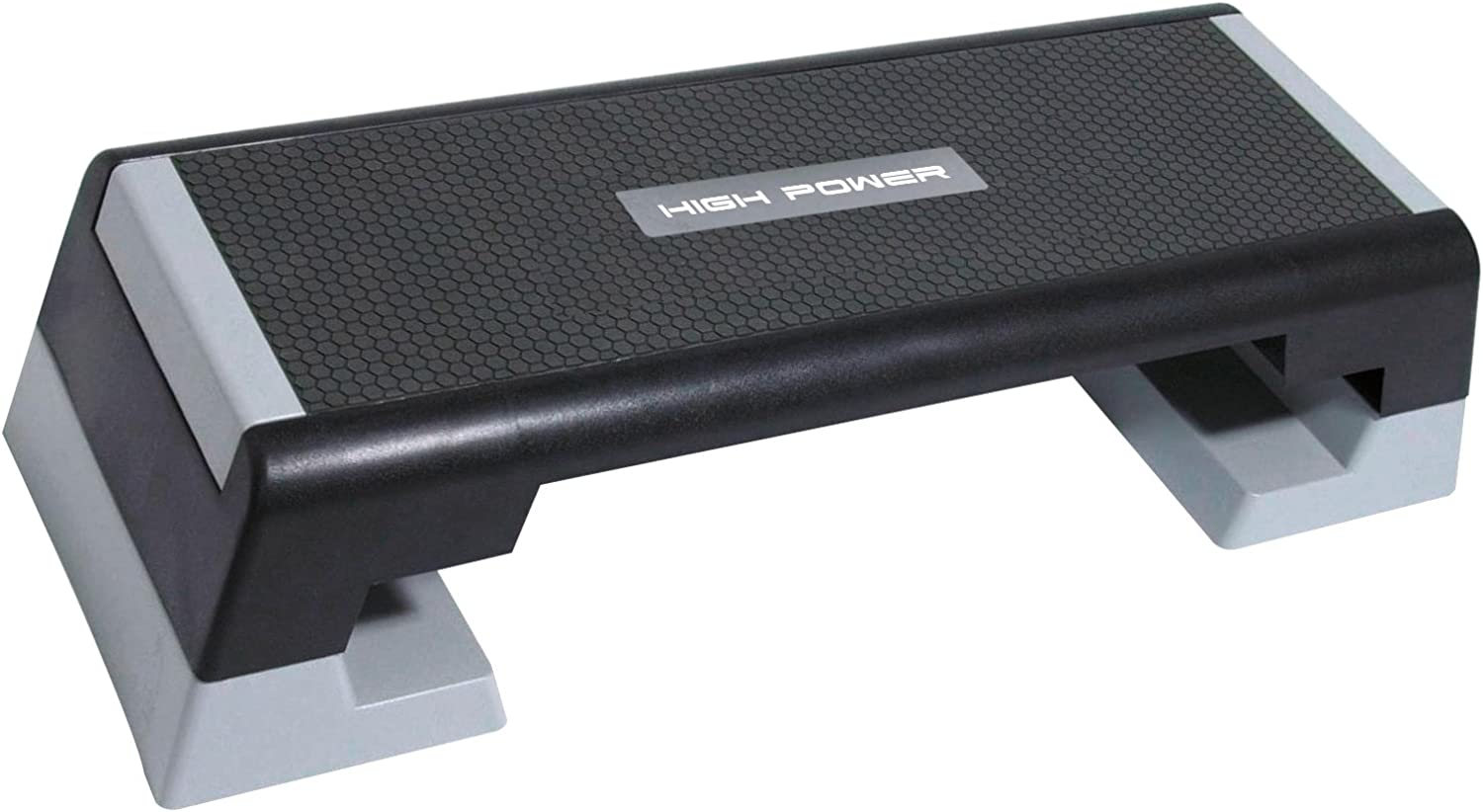 HIGH POWER Professional Aerobic Stepper, schwarz
