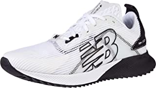 New Balance FuelCell Echolucent Men's Running Shoes, White with Black, 7 US
