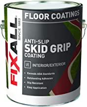 Skid Grip Anti-Slip Paint, 100% Acrylic Skid-Resistant Textured Coating (Cobalt)
