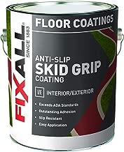 Skid-Grip Anti Slip Paint Coating - 100% Acrylic Textured Coat, Skid Resistant Paint – Slate