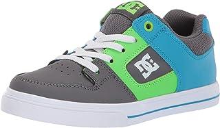 DC Kids' Pure Elastic Sneaker