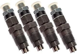 Mover Parts 4PCS Fuel Injector 131406490 for Perkins Engine 104-22 403C-15 403D-15 403D-15T 403C-17 403D-17 404C-22 404D-22 404C-22T 404D-22T