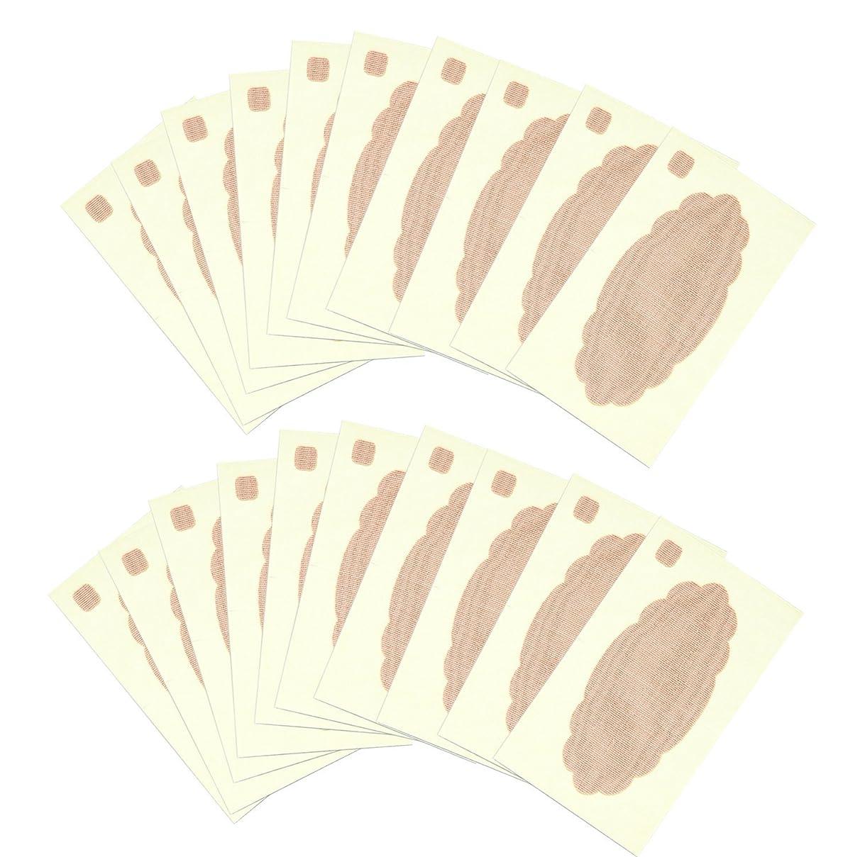 スプーン既にシュートワキに直接貼る汗とりシートワイド 20枚入A02