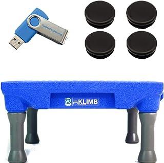 Blue-9 Pet Products KLIMB Training Kit, Professionally Designed Dog Training Platform and Accessories