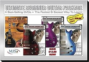 Ultimate Beginner Guitar Package: 4 Best-Selling = The Fastest & Easiest Way To Learn!