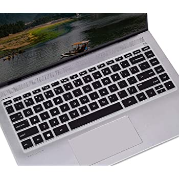 Amazon Com Keyboard Cover For 2019 Hp Pavilion X360 14 Inch Laptop 14m Dh1001dx Dh0003dx Hp Pavilion X360 Keyboard Cover 14m Ba 14m Bf 14m Cd 14 Bf 14 Bw 14 Cm 14 Cf Series 14 Inch Hp Laptop Skin Black Computers