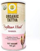 Organic Tattva Psyllium Husk, 100g