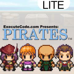 A part of the ExecuteCode.com Presents: Pirates series Role Playing Game