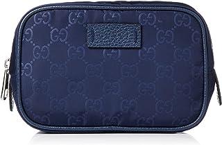 Gucci GG Nylon Small Travel Toiletry & Cosmetic Bag, Tide-Blue
