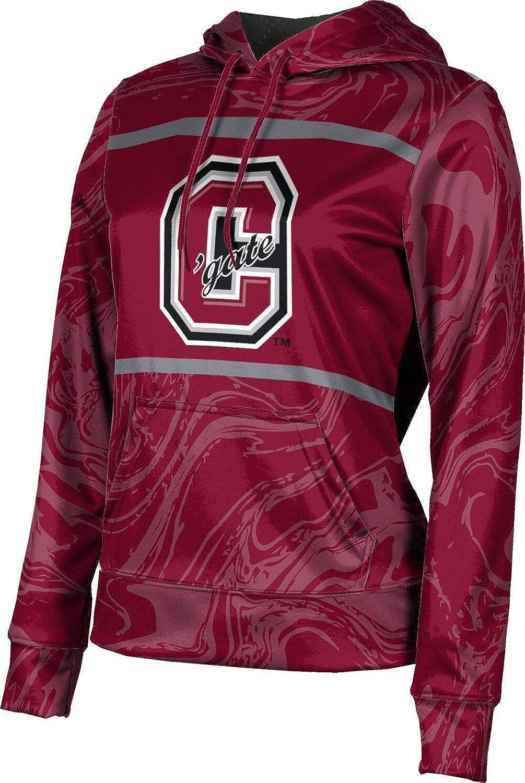 ProSphere Colgate University Girls' Pullover Hoodie, School Spirit Sweatshirt (Ripple)