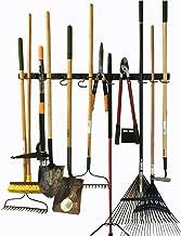 Système de rangement réglable, 120cm, supports muraux pour outils, organiseur mural pour outils, organiseur de garage, or...