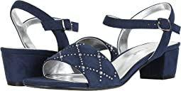 David Tate Womens Lilly Silver Cosmo 8 M US