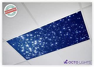 Astronomy 002 2x4 Flexible Fluorescent Light Cover