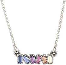 Luca + Danni Mini Hudson Necklace in Light Ombre for Women Made in USA
