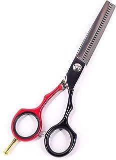Midelio Hair Thinning Scissors for Cutting Hair Shears Teeth Professional Salon Hairdressing Texturizing Scissors Barber S...