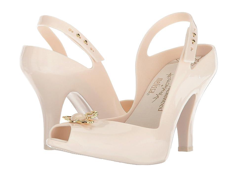 Melissa Shoes VWA + Lady Dragon XIV (Beige) Women