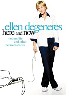 Ellen Degeneres: Here And Now (Viva/DVD)