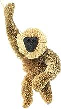 Holiday Lane Buri Bristle Brush Holiday Christmas Ornament, Baboon Gorilla Monkey