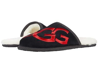 UGG Scuff Logo (Black) Men