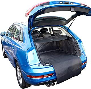 North American Custom Covers Compatible Cargo Liner for Audi Q3 Raised Floor Version