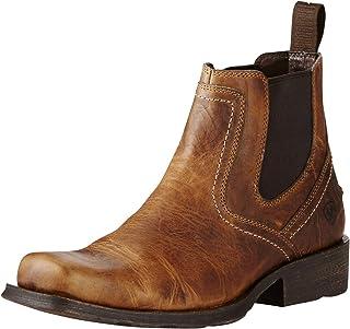حذاء برقبة كاجوال للرجال وسط تاون رامبلر من Ariat