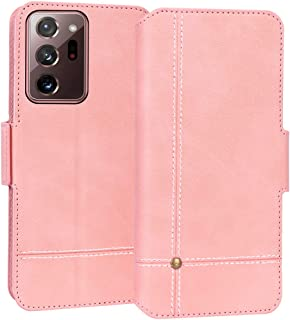 """FYY Case for Samsung Galaxy Note 20 Ultra 6.9"""", Ultra Slim PU Leather Wallet Case Protective Cover with Card Holders Kicks..."""