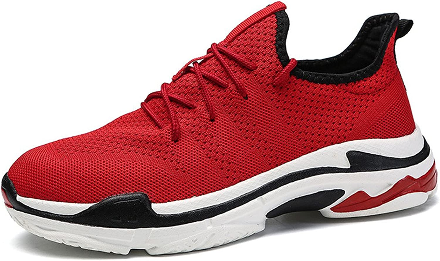 SKY-Maria Men's Fashion Breathable Running shoes Comfortable Light Trainers Non-Slip Outdoor Sports shoes SIZE 39-46