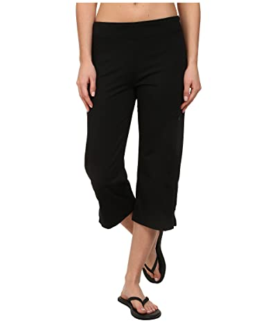 Stonewear Designs Rockin Capris (Black) Women