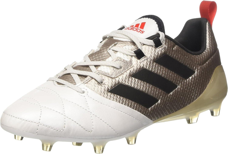 Adidas Ace 17.1 FG kvinnor läder läder läder Struts stövlar  Cleats  rabatt på nätet