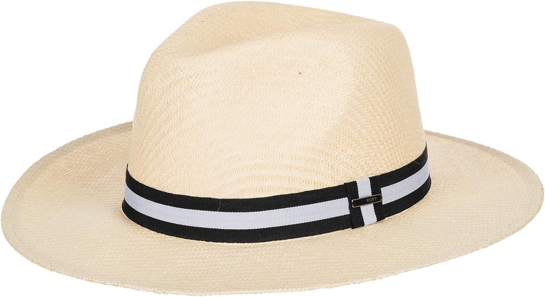 Roxy Women's Here We Go Straw Sun Hat