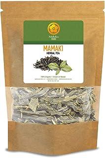 Organically Grown Hawaiian Mamaki Tea - Nakihalani Farm 2oz - Powerful Antioxidant, Caffeine-Free Herbal Tea