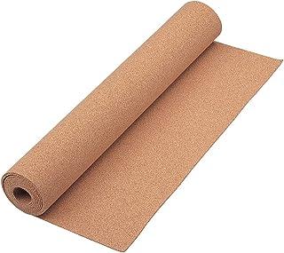 Quartet Cork Rolls, Strips, 24 x 48 inches, Corkboard, Bulletin Board, Natural, 1 Roll (103)
