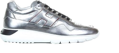 Hogan, Sneaker uomo argento IT - Tamaño de la Marca Size: 40.5 IT ...