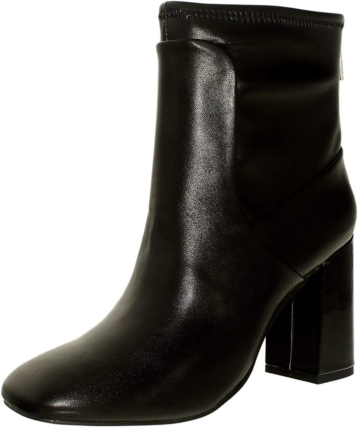Charles By Charles David Women's Trudy Synthetic Ankle-High Leather Boot