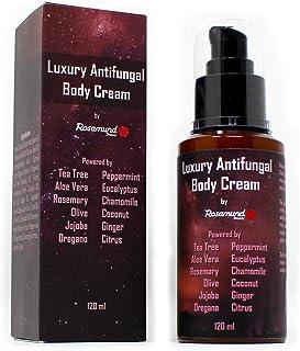 Luxury Antifungal Cream for Face & Body - Relieve Eczema, Acne, Athlete's Foot, Ringworm, Toenail Fungus, Jock Itch