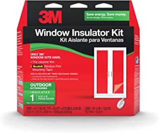 3M Outdoor Patio Door Insulator Kit, 7-Foot by 9.3-Foot (2174W-6)
