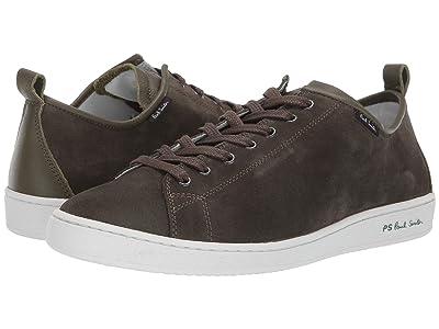 Paul Smith Miyata Sneaker (Olive Green) Men