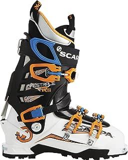 Maestrale RS Ski Boot - Men's White/Orange/Blue 26