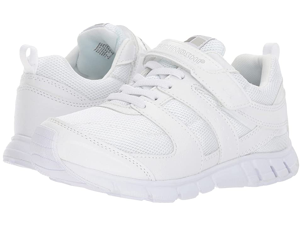 Tsukihoshi Kids Velocity (Little Kid/Big Kid) (White/White) Kids Shoes