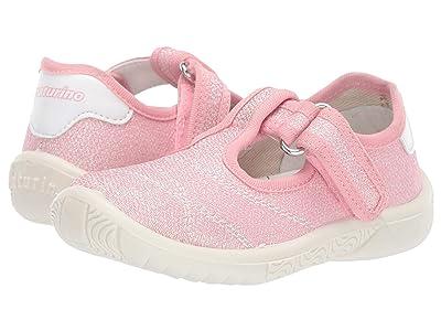 Naturino Ostuni (Toddler/Little Kid) (Pink Glitter) Girl