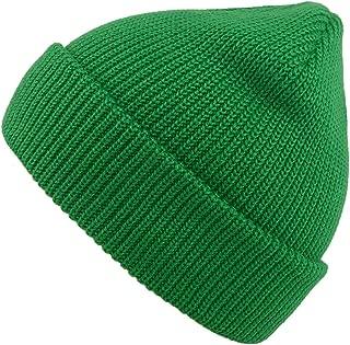 Slouchy Beanie Hats Winter Knitted Caps Soft Warm Ski Hat Unisex