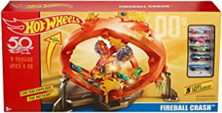Best hot wheels fireball crash set Reviews