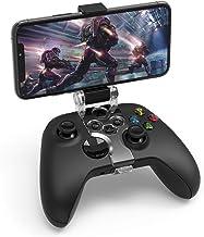 Auarte Supporto per telefono controller per Xbox Series X e S - Supporto per telefono con clip intelligente Clip regolabil...